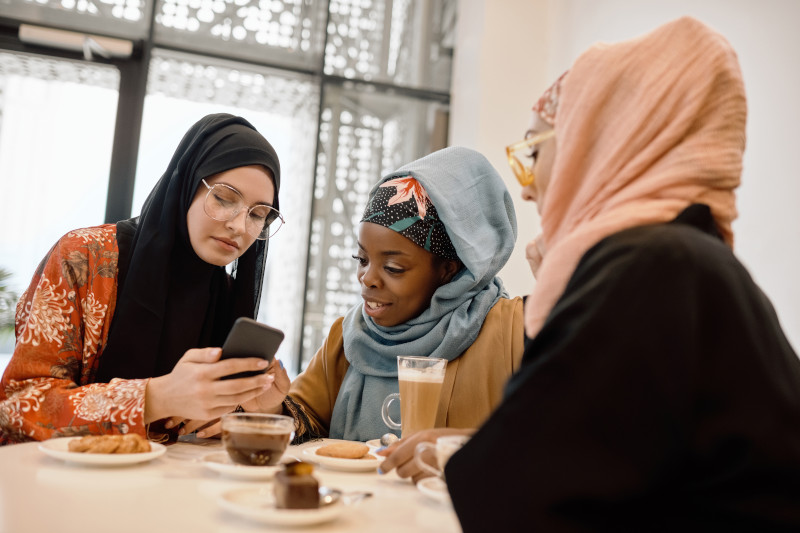 Celebrating Muslim communities online, this Ramadan